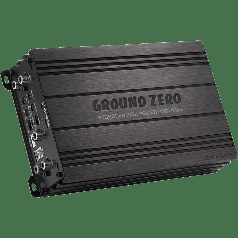 Ground Zero GZHA MINI ONE-K 1-Kanal Verstärker Endstufe Monoblock