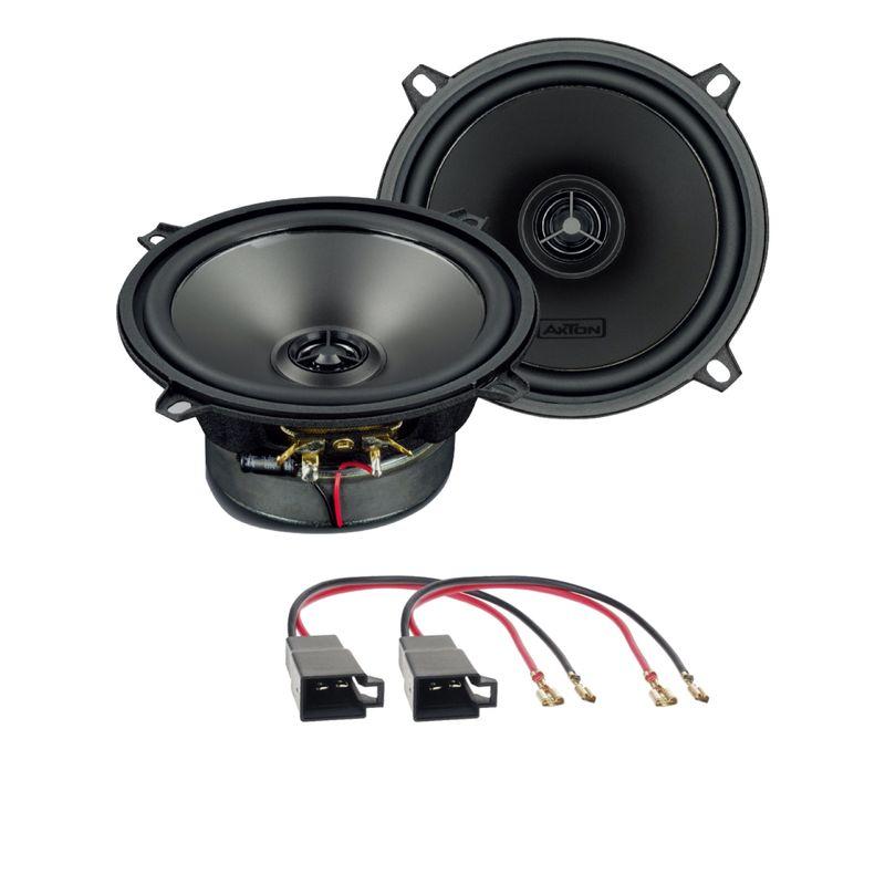 AXTON ATX130 Lautsprecher Einbauset für Duster 2010 - 2017 Tür vorne hinten