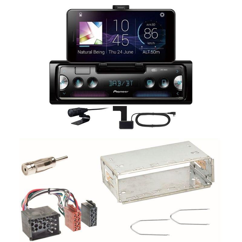 Pioneer SPH-20DAB Digitalradio Bluetooth USB MP3 Einbauset für BMW 3er E36 Z3