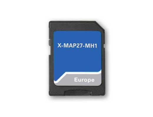XZENT X-MAP27-MH1 Navigationssoftware für Xzent X-F270 X-427