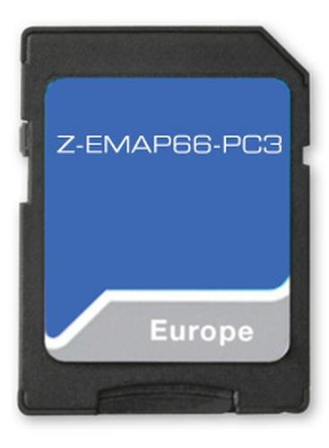 Zenec Z-EMAP66-PC3 PKW Navigationssoftware für Z-N956 Z-N965 Z-N966