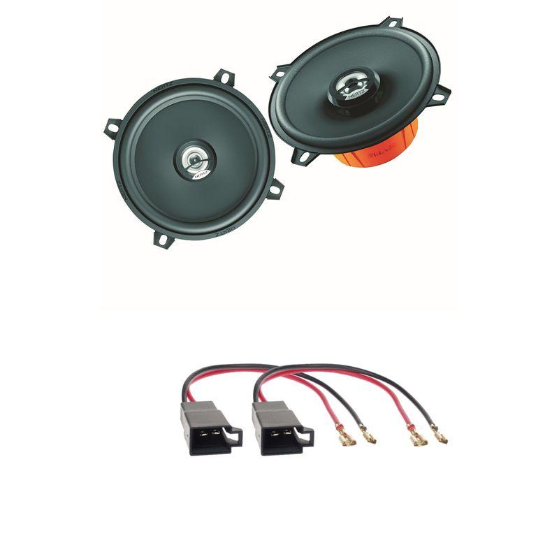 Hertz DCX 130.3 Lautsprecher Einbauset für Sandero 2008 - 2011 Tür vorne hinten