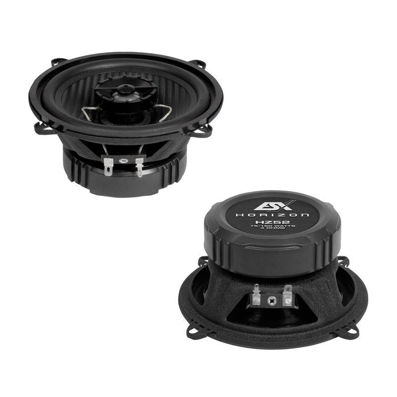 ESX HORIZON HZ-52 Lautsprecher Einbauset für BMW E32 E38 vorne oder hinten