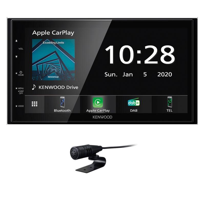 KENWOOD DMX-5020DABS CarPlay Android Auto Digitalradio Bluetooth USB DAB
