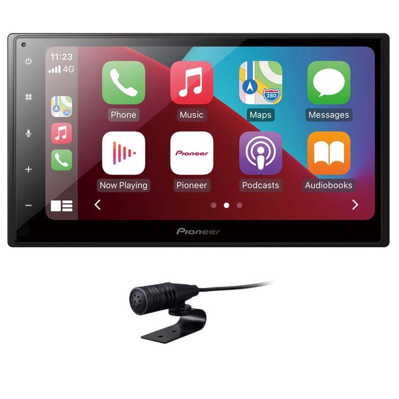 PIONEER SPH-DA160DAB 2-DIN Moniceiver Digitalradio CarPlay Android Auto USB