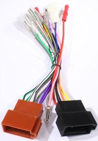 ISO-Buchsen Strom+LS