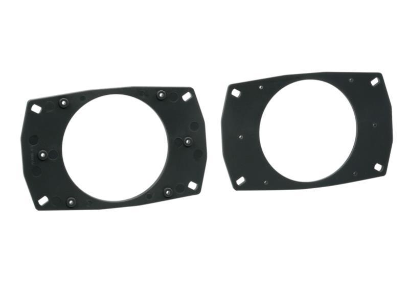 Lautsprecher Reduzierplatten Lautsprecherringe 95 mm x155 mm auf 100 mm