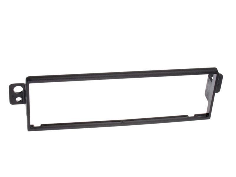Radioblende 1-DIN Chevrolet  Kalos KLAS Einbaurahmen Radiohalterung Schwarz
