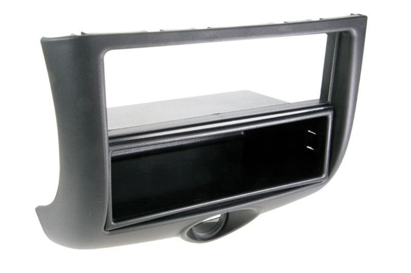 Radioblende 2-DIN Toyota Yaris Einbaurahmen Radiohalterung Yaris Verso
