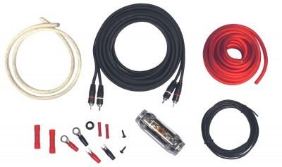 ROCKFORD FOSGATE PRIME Verstärker-Kabelset 10 mm² RFK10
