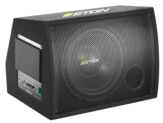 eton move m12 400a 30 cm aktiv subwoofer mit integriertem. Black Bedroom Furniture Sets. Home Design Ideas