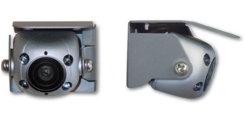 ZENEC ZE-RVSC62 Rückfahrkamera mit Infrarot IP68 NTSC Kamera mit Mikrofon