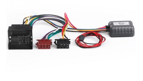 Citroen Peugeot CAN Bus Adapter Kl.15 Zündung Beleuchtung Reverse PDC Quadlock