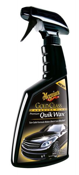 Meguiar´s Gold Class Plus Quik Wax G7716 473ml Sprühwachs