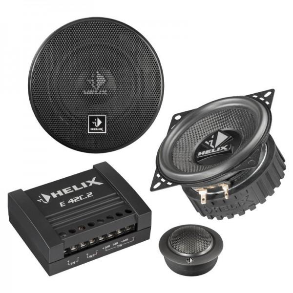 HELIX E 42C.2 10 cm Komponentensystem Kompo-System Lautsprecher 100 mm
