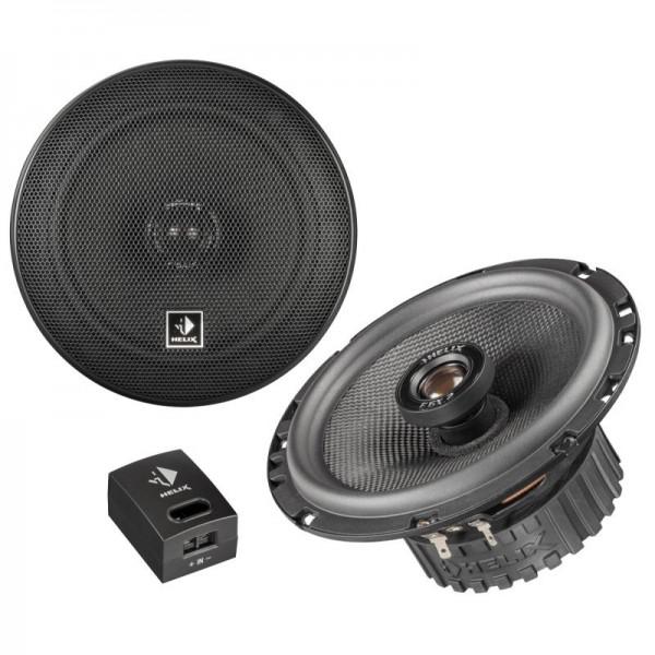 HELIX E 6X.2 2 - Wege Koaxialsystem 16,5 cm Lautsprecher 165 mm