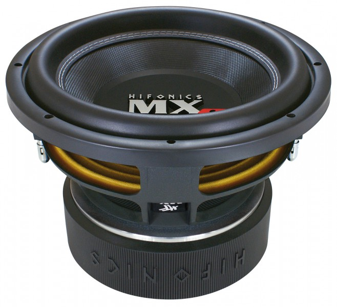 hifonics mxs 12d2 maxximus subwoofer 30 cm 3000 watt max. Black Bedroom Furniture Sets. Home Design Ideas