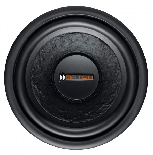 Helix Match PP 8W-Q 20 cm Subwoofer 200 mm 4x3 Ohm Vierfach Schwingspule Woofer