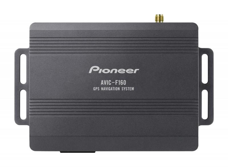 Pioneer AVIC-F160-2 Navimodul mit Wohnmobil LKW Software für AVH Moniceiver