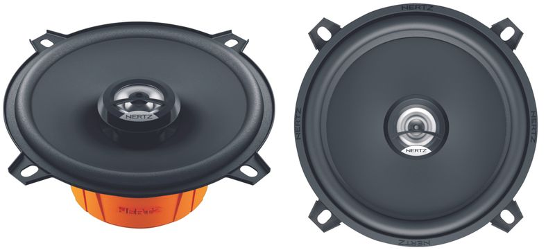 Hertz Dieci DCX 130.3 2 Wege Koaxial Lautsprecher System 13 cm 130 mm