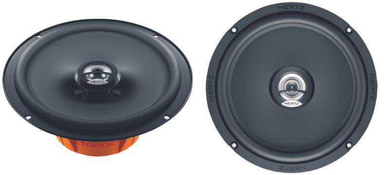 Hertz Dieci DCX 165.3 2 Wege Koaxial Lautsprecher System 16,5 cm 165 mm