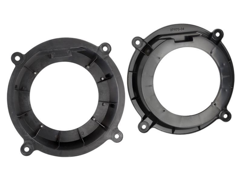 Lautsprecherringe Mazda 3 ab 2013 Tür vorne 16,5 cm 165 mm