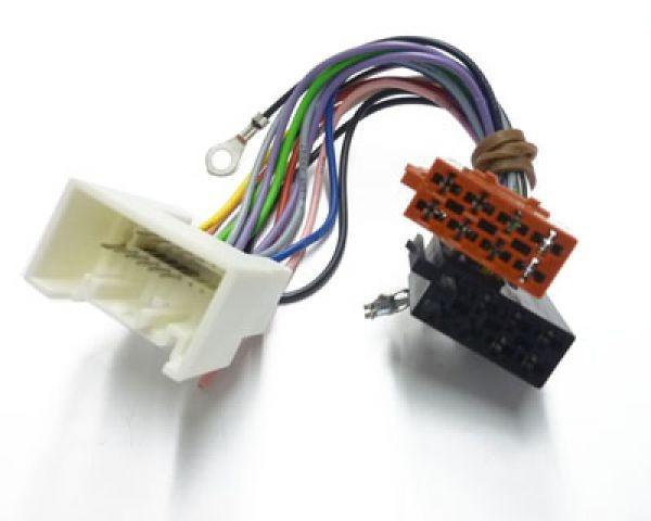 Radioanschlusskabel ISO auf CITROEN, HONDA, MITSUBISHI, PEUGEOT