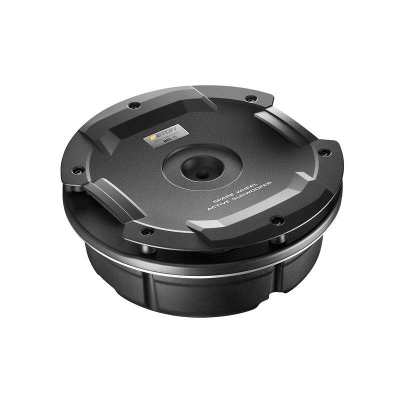 ETON RES11 Aktiv-Subwoofer 25 cm mit integriertem Verstärker für Reserveradmulde