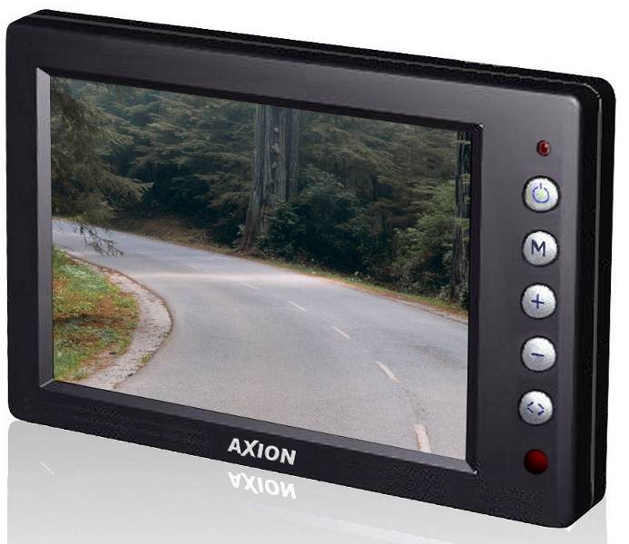 "Axion CRV 7005M TFT LCD Monitor 17,8 cm (7"") für Kamerasysteme"