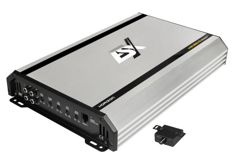 ESX HORIZON HXE1200.1D 1 Kanal Digital Monoblock Endstufe
