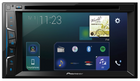 Pioneer AVH-Z2000BT USB MP3 DVD Flac Bluetooth AUX CD 2-DIN CarPlay Autoradio