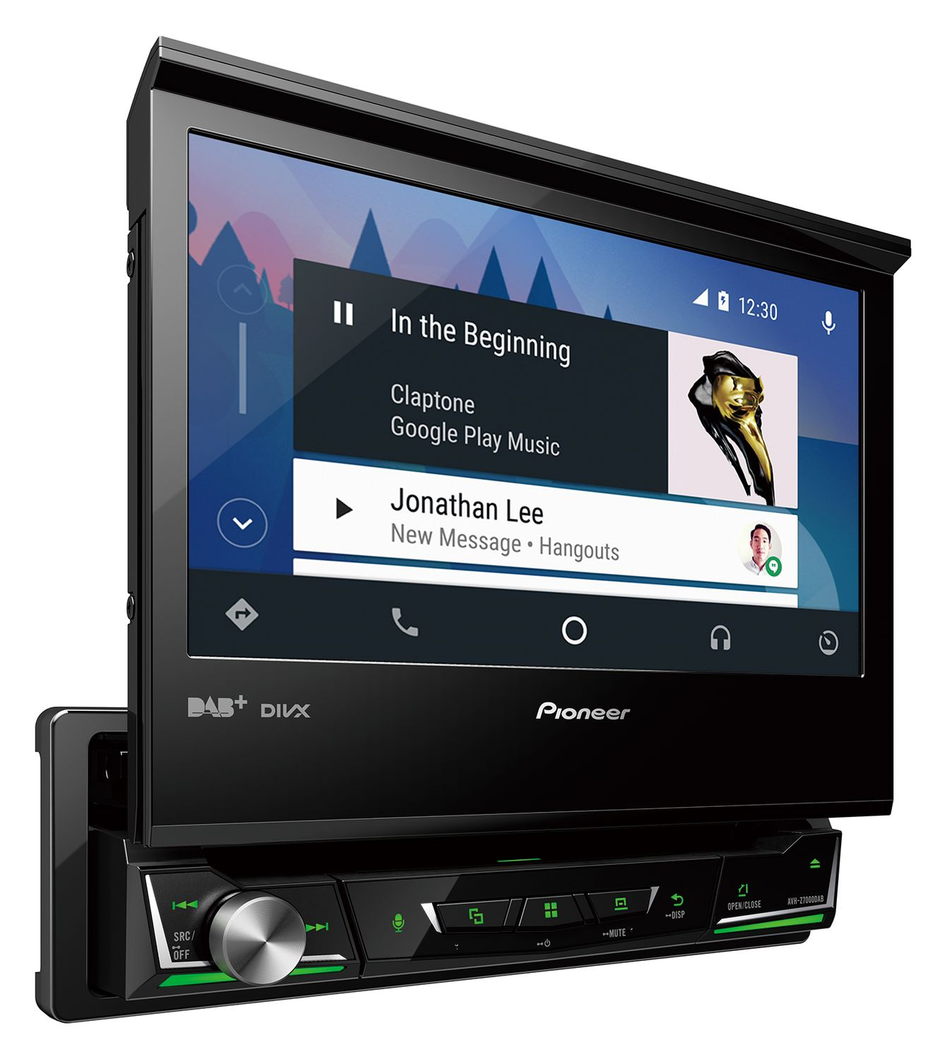 pioneer avh z7000dab carplay android auto digitalradio autoradio inkl antenne autoradios 1 din. Black Bedroom Furniture Sets. Home Design Ideas