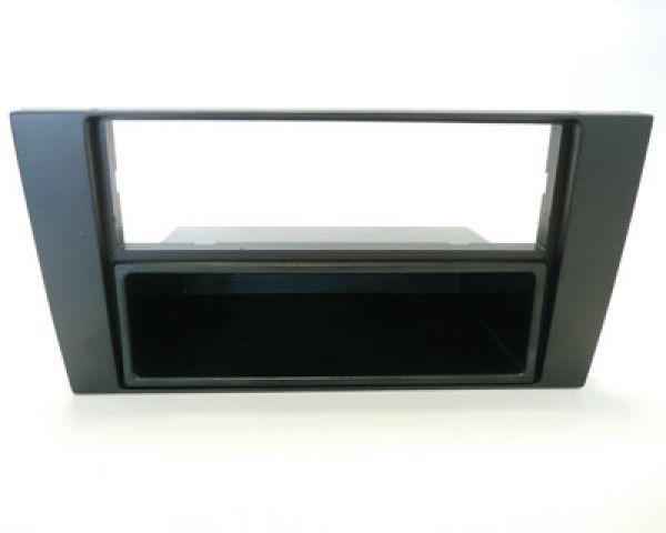 Radioblende AUDI A6 ab 12/2000 1-DIN und Doppel-DIN