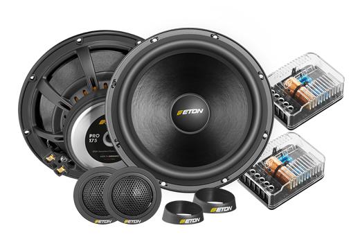 ETON PRO 175 16,5 cm 2-Wege Komponenten System PRO175 165mm Lautsprecher