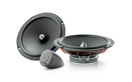 Focal Integration ISU165 16,5 cm Komponenten System Lautsprecher 2 Wege Boxen