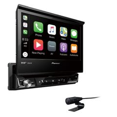 PIONEER AVH-Z7100DAB 1-DIN Moniceiver CarPlay Android Auto Digitalradio