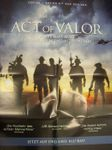 Act of Valor A1 Filmposter