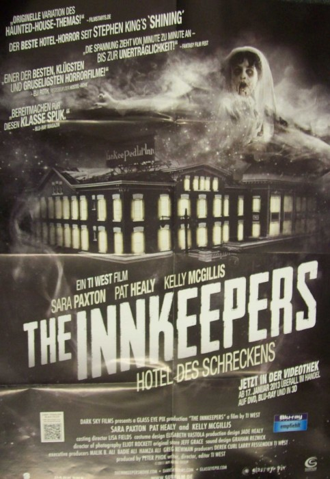 The Innkeepers A1 Filmposter
