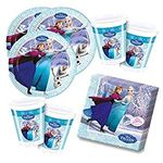 Disney Frozen Eiskönigin Party Set Geburtstag Deko 8 Kinder