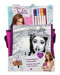 Disney Violetta - Postmanbag zum Bemalen