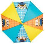 Minions - Regenschirm Automatik 48 cm