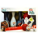 The Secret Life of Pets - Kinder Bowling Set