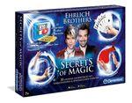 Clementoni - Ehrlich Brothers: Zauberkasten Secrets of Magic
