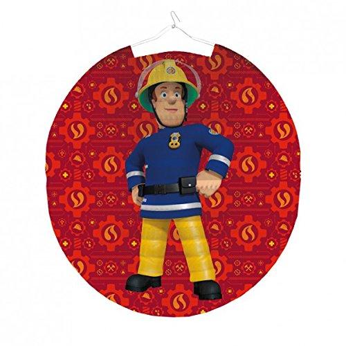 Feuerwehrmann Sam - Laterne / Lampion Haushalt Lampen, Sitzhocker ...