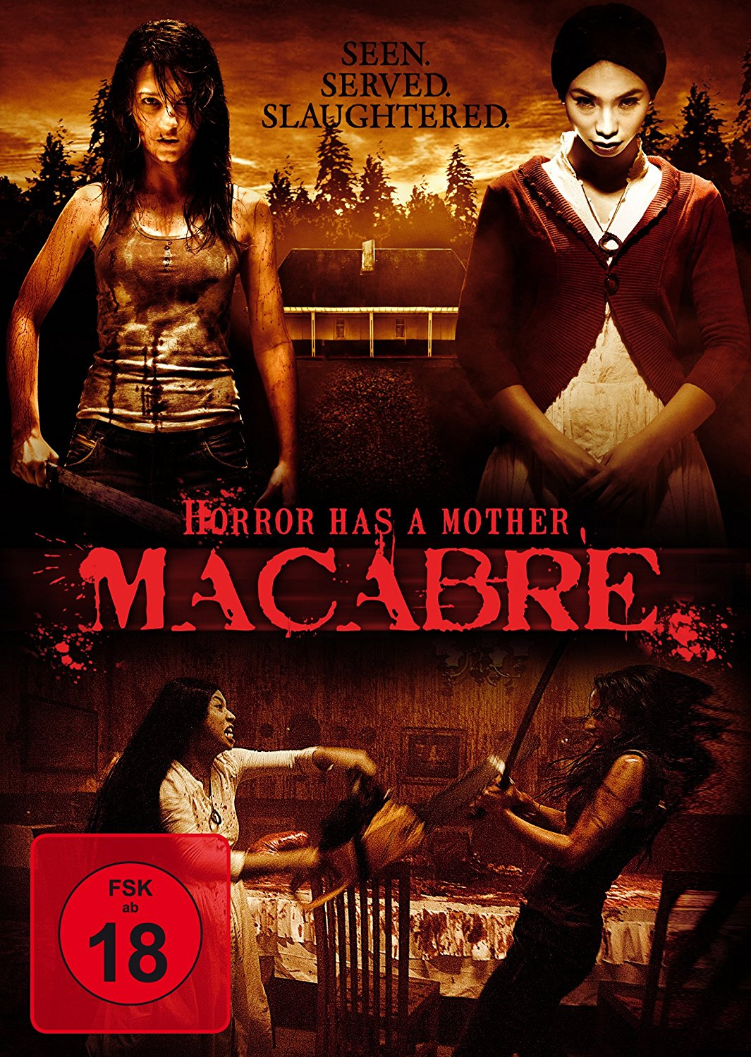 Macabre - Horror has a Mother