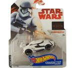 Star Wars First Order Stormtrooper - Hot Wheels - Die Cast Modell