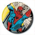 Marvel (Spider-Man Comic) - Ansteck Button