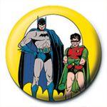 Batman and Robin - Ansteck Button