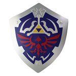 The Legend of Zelda Hylian Master Metall Schild Wand Deko
