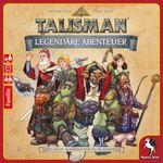 Pegasus 56100G - Talisman - Legendäre Abenteuer - Brettspiel